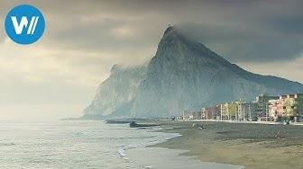 Gibraltar - Wissenswertes über die britische Stadt im Süden von Spanien (Reisedokumentation in HD)