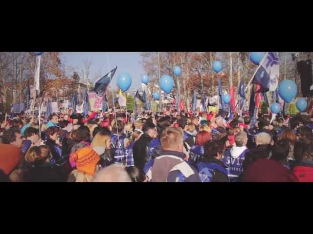 Trkaj feat. Perpetuum Jazzile in Otroški pevski zbor RTV Slo - Tu smo doma (official video)