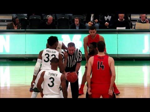 Fairfield Stags vs Manhattan Jaspers - Men's Basketball Video Highlights - December 30, 2017