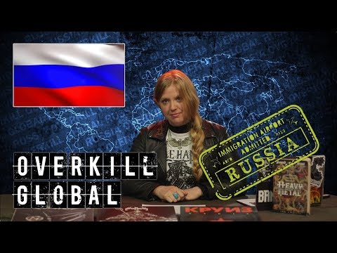 Russian Heavy Metal | Overkill Global Album Reviews