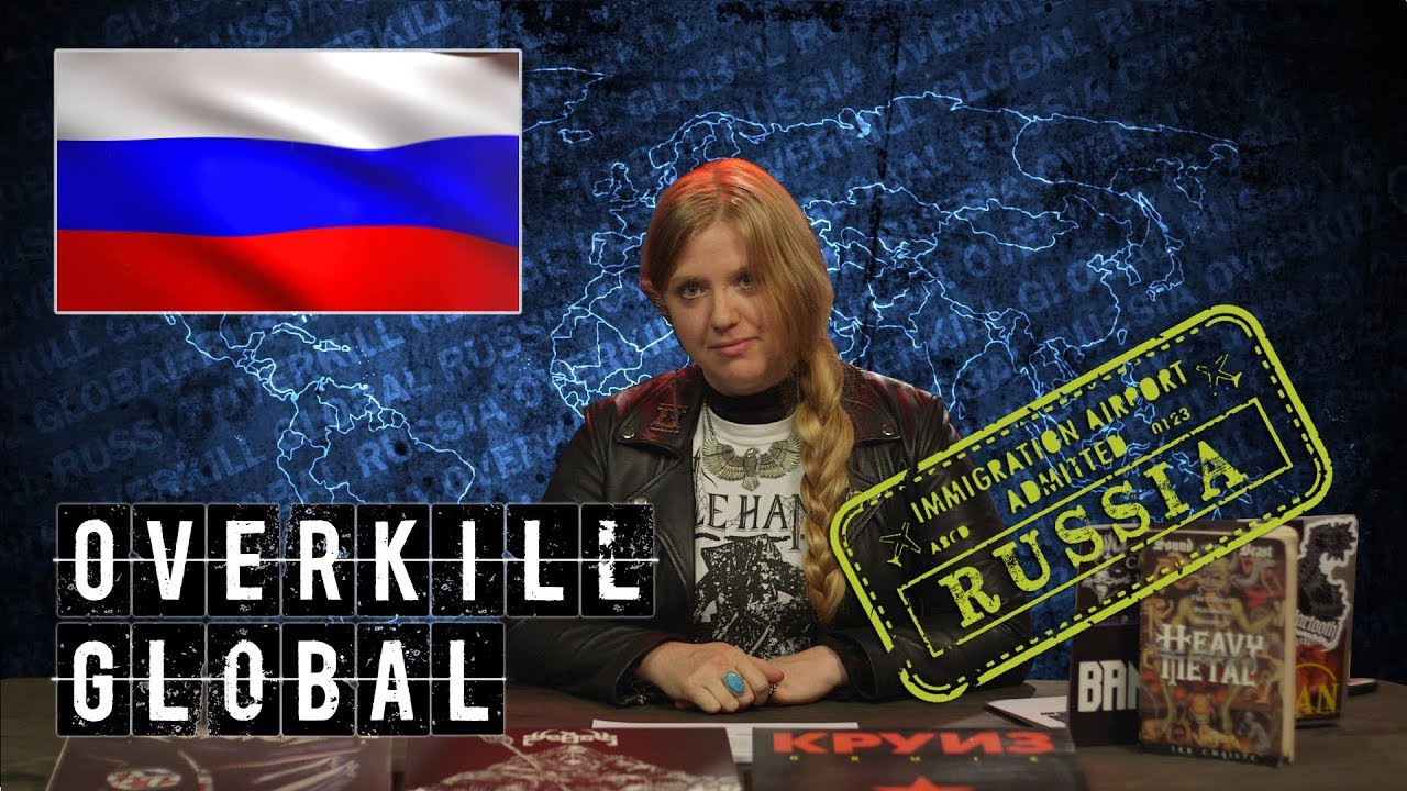 Russian Heavy Metal episode thumbnail