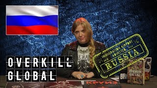 Russian Heavy Metal |  Overkill Global Metal Reviews