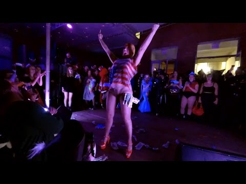 Bacchanalia at the Museum of Modern Art (MoMA Halloween Ball 2016)
