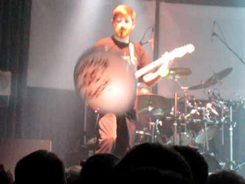 IQ- Enemy Smacks Guitar Solo-Leamington Spa 30th Anniversary Show