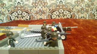 Лего война все серии подряд!