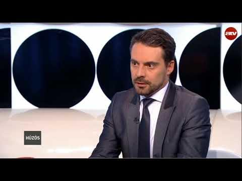 Vona Gábor az ATV Húzós c. műsorában (2018.02.28)