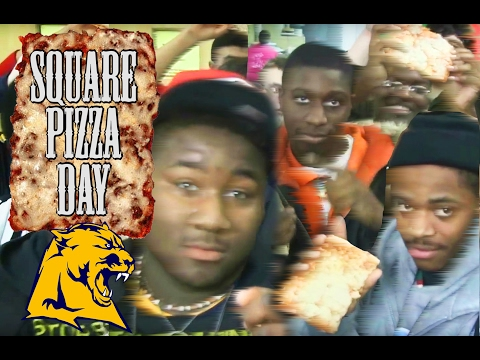 Whitmer Film Project: Square Pizza Day OFFICIAL VIDEO - HD