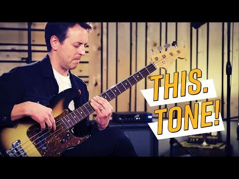 The Ultimate P Bass Tone? W/ Sean Hurley, David Ryan Harris And Rich Mercurio