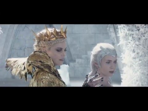 Costume Designer Colleen Atwood Talks The Huntsman: Winter's War Grazia UK