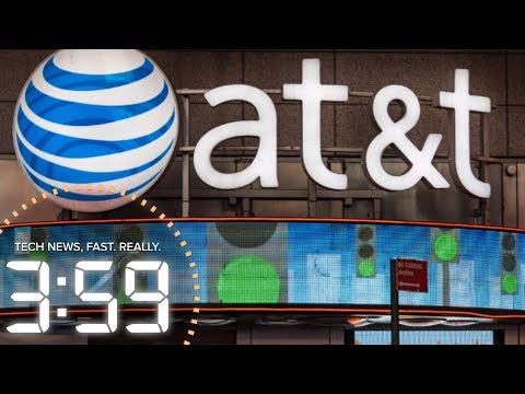AT&T goes to war with the US over Time Warner  (The 3:59, Ep. 320)