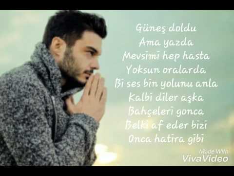 İlyas Yalcintaş Gel be gökyüzüm Lyrics