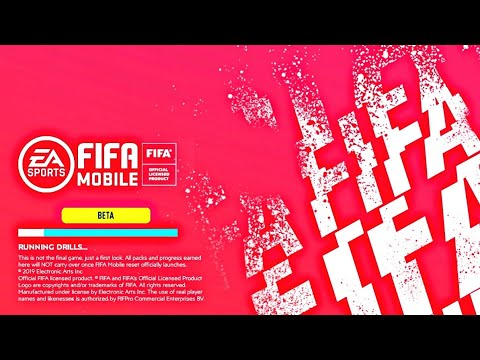 Official Fifa Mobile 20 Beta 😱 | Fifa Mobile 20 Beta Gameplay