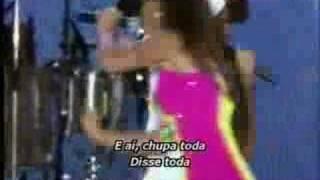 Ivete Sangalo - Chupa Toda