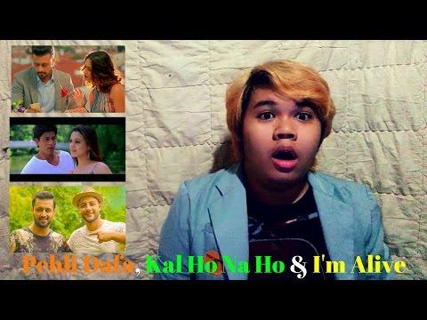 NON Bollywood Fan React To Pehli Dafa, Kal Ho Naa Ho & I'm Alive [REACTION + APOLOGIES]