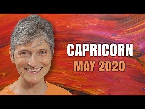 Capricorn May 2020 Astrology Horoscope Forecast