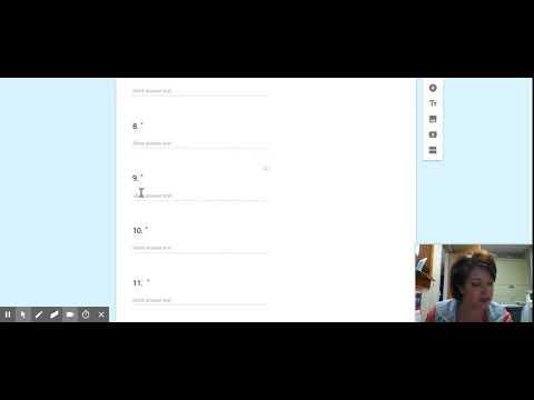 Natalie List 22 - Google Forms