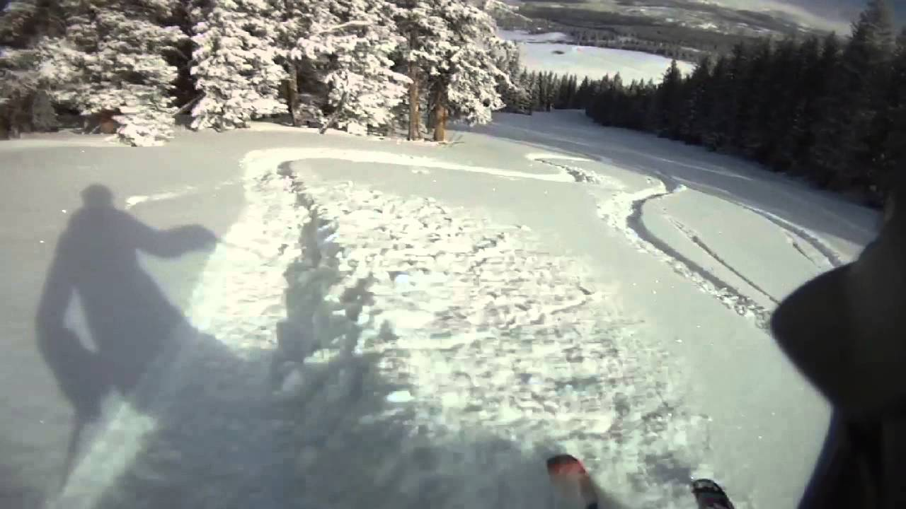 meadowlark ski lodge, bighorn mountains, wyoming 01/31/2014 - youtube