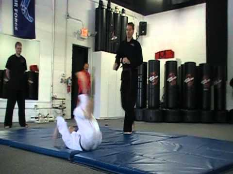 Matthew Isaacs- self defense