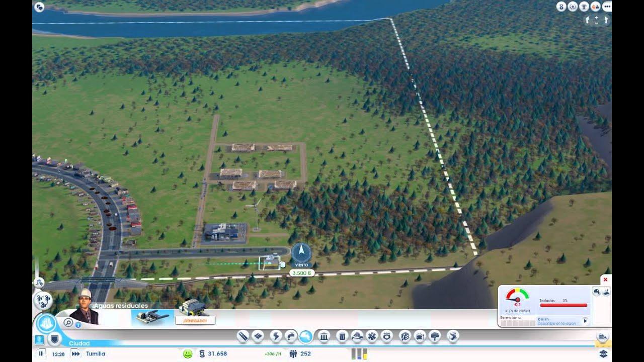 Simcity 2013 crea tu ciudad electr nica parte 1 youtube - Juegos de construir tu isla ...