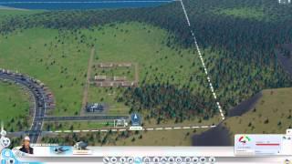 SimCity 2013: Crea tu Ciudad Electrónica Parte 1