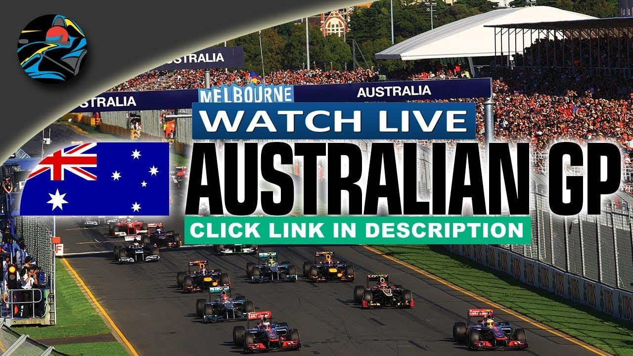 Image result for Australian Grand Prix 2018 live