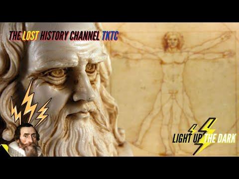 Leonardo da Vinci: The Time Traveler