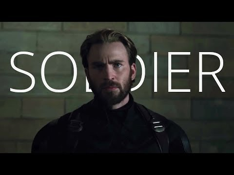Soldier, Captain America.