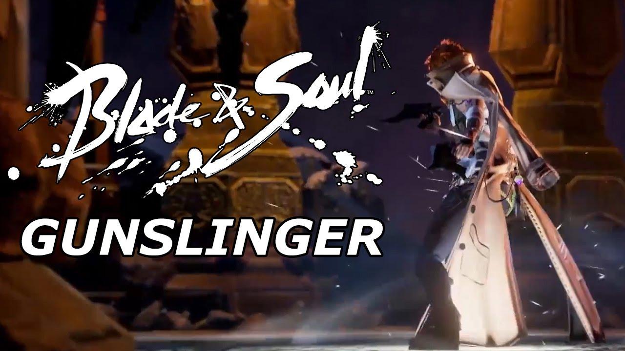 Resultado de imagem para blade & soul gunslinger]