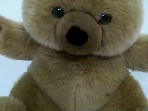 Dex Plush Bear With Sounds Of Mother S Heartbeat To Comfort Baby In