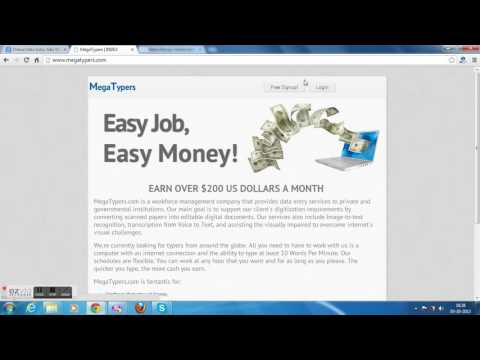Online Data Entry Jobs Without Investment   Genuine Job