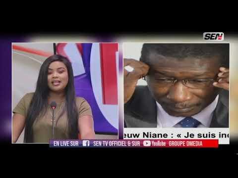 Mary Teuw Niane :