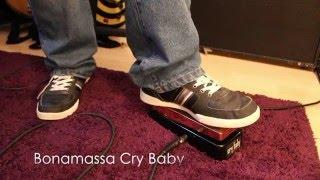 Dunlop - Joe Bonamassa Wah JB95 Cry Baby Demo - Dan Leggatt