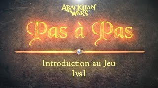 AracKhan Wars Introduction aux règles du Jeu de Cartes d'Affrontement JCA - Comment jouer 1/5