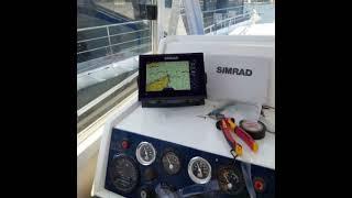 Simrad Go7 Installation