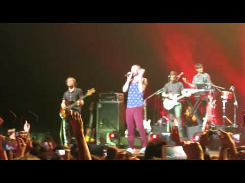 Maroon 5 V Tour Live in Hong Kong Full Concert Part 5