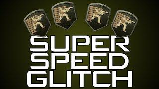 Black Ops 4 Glitch Tutorial: Super Speed Glitch! (Works Online!)