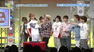まいど!ジャーニィ~ 関西Jr 王選手権 2015年7月19日