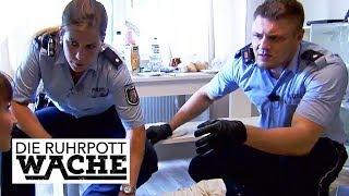 Grenzenloser Hass: Michael Smolik, Katja Wolf und Bora Aksu im Dienst | Die Ruhrpottwache | SAT.1 TV