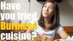 [Mandalay Restaurant & Cafe] True BURMESE HOMETOWN Cuisine - Silver Spring, MD