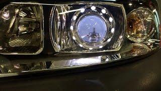 Volvo xc70 Bixenon. Morimoto.(Продажа и установка линз Санкт-Петербург. Наш сайт ксенонцентр.рф Наша группа vk.com/zumato., 2014-10-29T20:51:39.000Z)