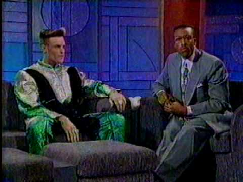 VANILLA ICE - ARSENIO HALL INTERVIEW FULL