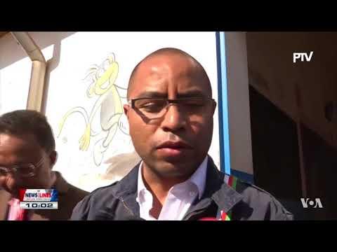 GLOBAL NEWS: Madagascar vs. Bubonic plague