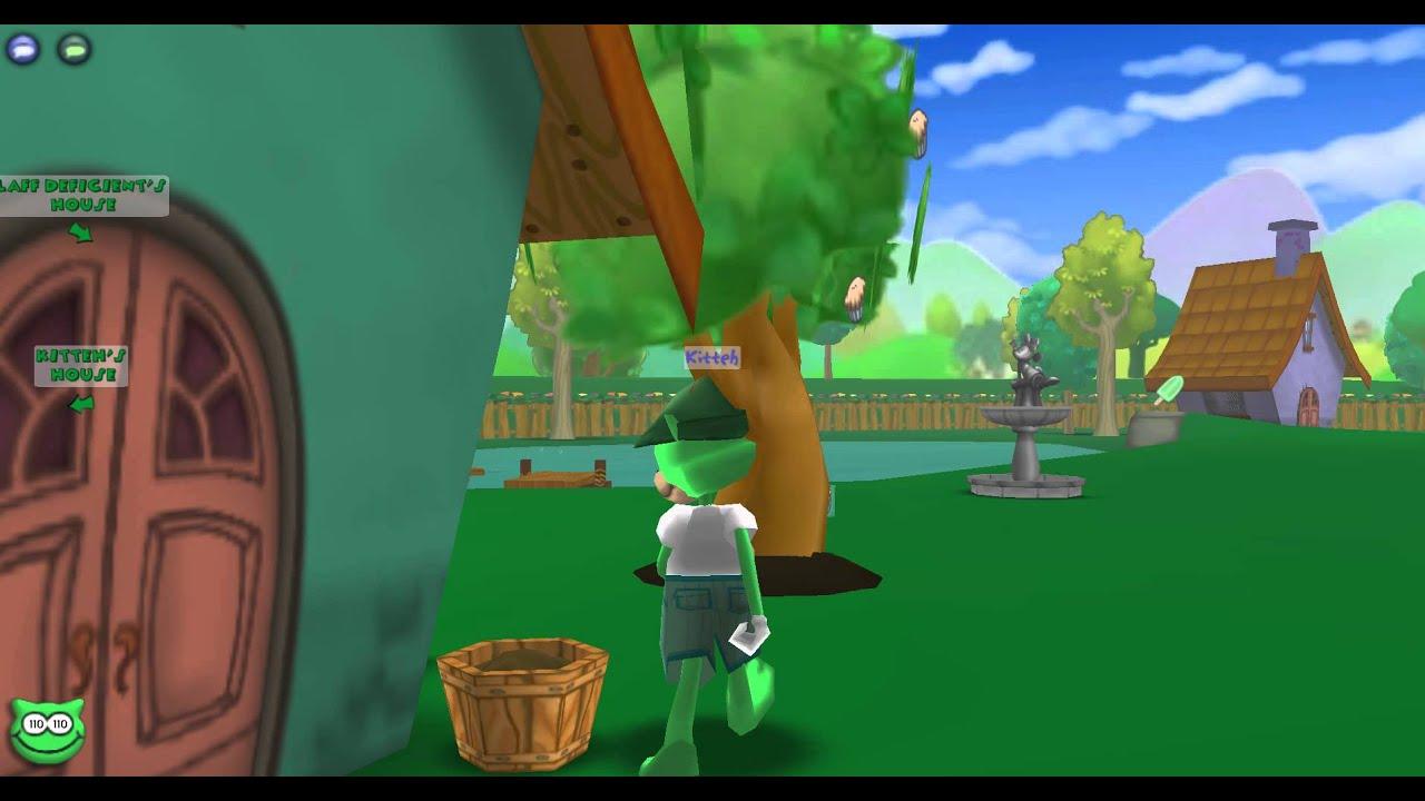 Full Toontown Walkthrough Gardening Day 89 Youtube