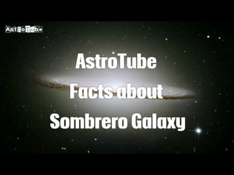Facts about Sombrero Galaxy || Deep Space #3
