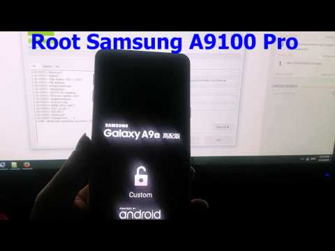 How To Root Samsung Galaxy A9 Pro (2016)