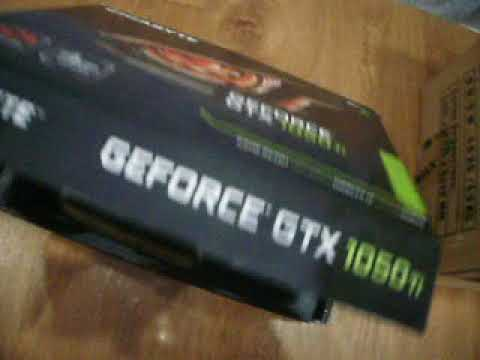 Gigabyte PCI-Ex GeForce GTX 1050 TI D5 4GB GDDR5 (128bit) (1290/7008) (DVI, HDMI, DisplayPort) (GV-N105TD5-4GD)