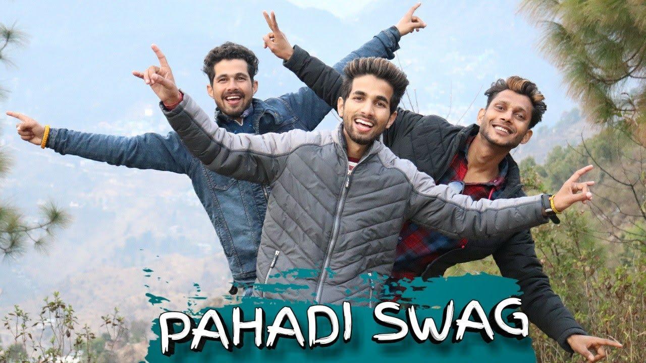 PAHADI SWAG FT  KANGRA BOYS || KANGRA BOYS VLOGS