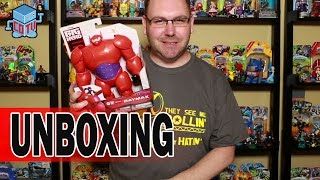 BayMax Toy Unboxing Big Hero 6 Toys
