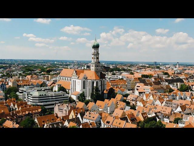 Augsburg im Sommer - Instagram Loop (Snackable)