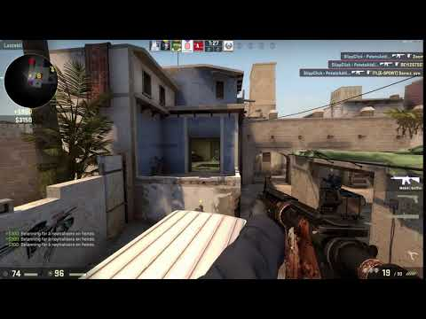CS:GO Insane Play